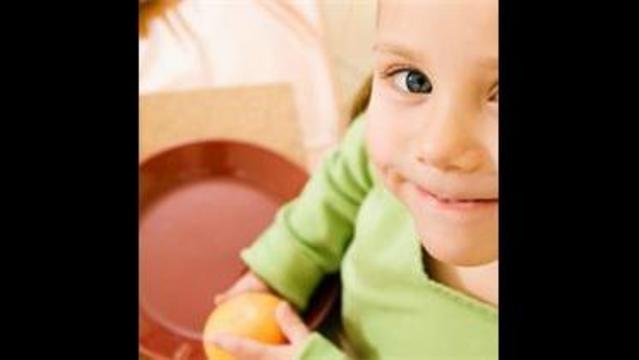Want Your Kids to Eat More Veggies and Fruits?