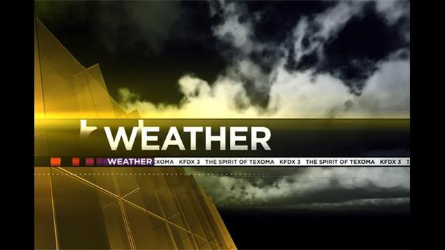 Texoma's Friday Morning Forecast: 08-09-2013