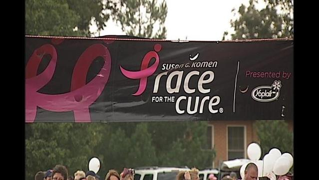 Race for the Cure Coming in October