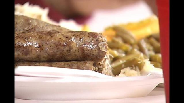 Thousands of Pounds of Sausage to be Served in Scotland Sunday