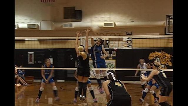 High School Volleyball Playoff Parings(updated 11-07-13 3:39 pm)