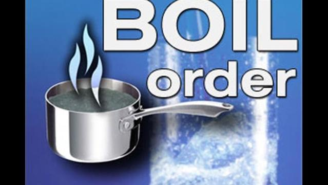 Boil Order Issued for Baylor Water Supply Corp. Customers