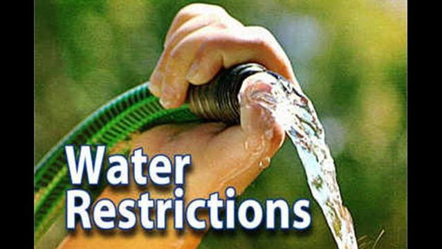 W.F. Fines Issued for Water Restriction Violators