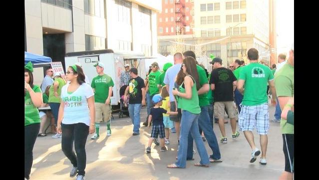 Downtown Proud Announces Band Line Up for Irish Festival