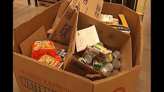 Food Bank Thankful for Styx Benefit
