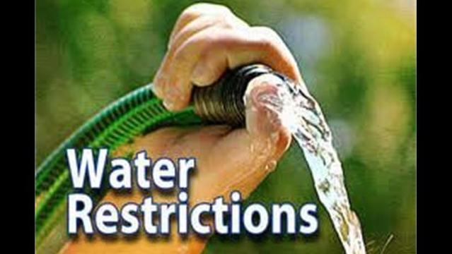 City of Petrolia Under Stage 4 Water Restrictions