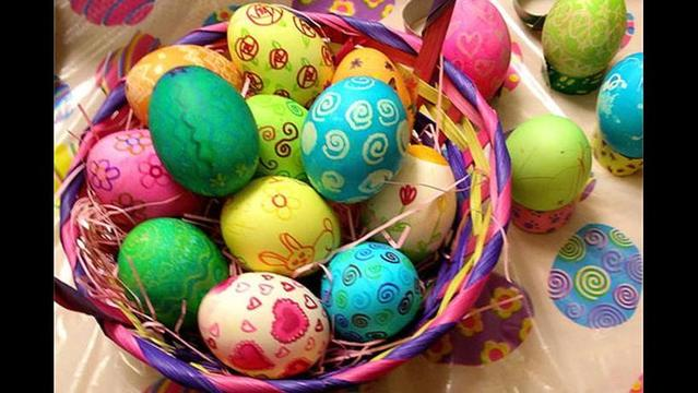 City Easter Egg Hunt Saturday at Lucy Park