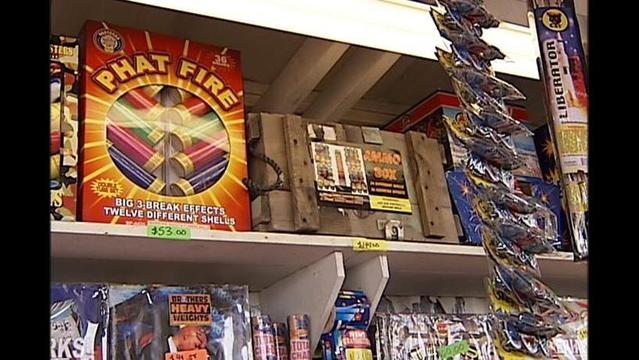 Wichita County Fireworks Guidelines Officially Set