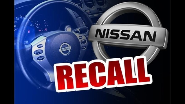 Nissan recalls Altimas in US for loose steering bolts