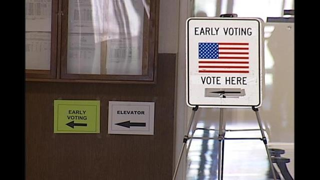 Primary Early Voting Begins