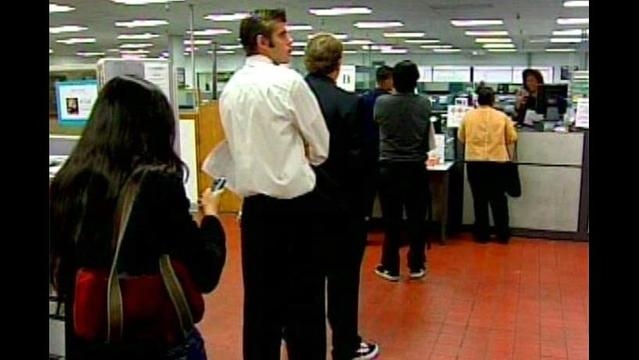 Jobless Claims on the Rise