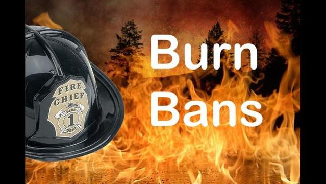 County Commissioners Update Burn Ban Status after Recent Moisture