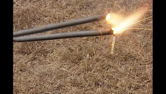 Sparklers Not Included in Fireworks Ban For Wichita County