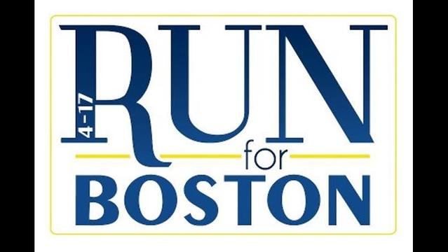 Texomans Join in the National Run for Boston 4/17