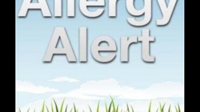 Texoma's Allergy ALERT:  Aug. 5, 2013