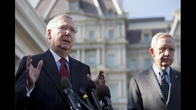 Reid: Fiscal Cliff Failure Looks Likely Due to Boehner's House 'Dictatorship'
