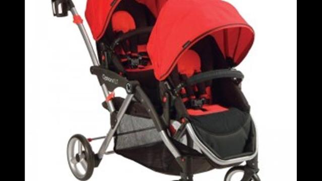 Kolcraft Issues Voluntary Recall For Strollers