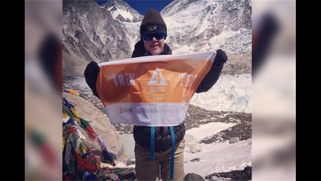 Teen Becomes First with Down Syndrome to Reach Top of Mt. Everest