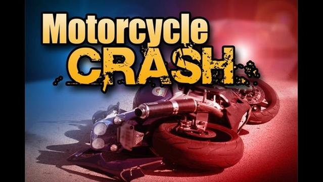 Motorcycle Crash Victim Dies Overnight