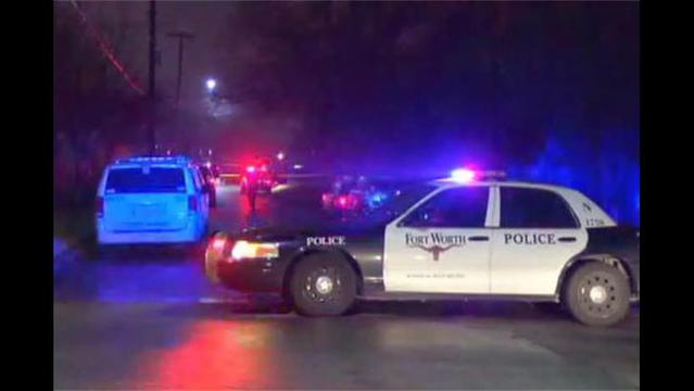 Fort Worth Man Killed in Officer-Involved Shooting