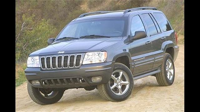 Jeep Grand Cherokee and Liberty Recall