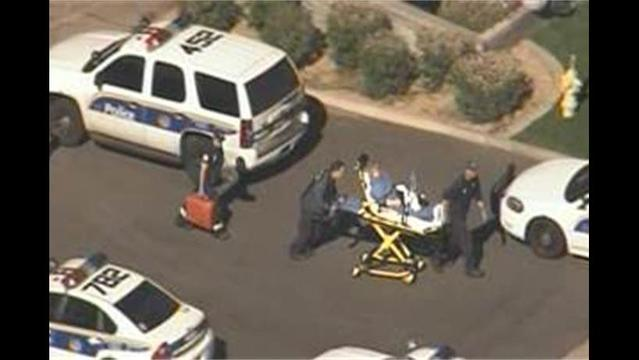 Gunman at Large after Shooting at Least Three at Phoenix Office Complex