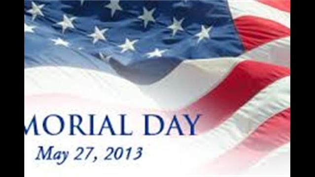 Celebrate Our Nation's Heroes This Memorial Day