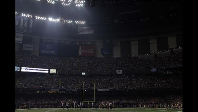 Super Bowl Outage Caused When Equipment Detected 'Abnormality'