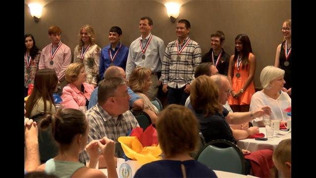 MTG- WFISD Honors Top Students at Each High School Campus