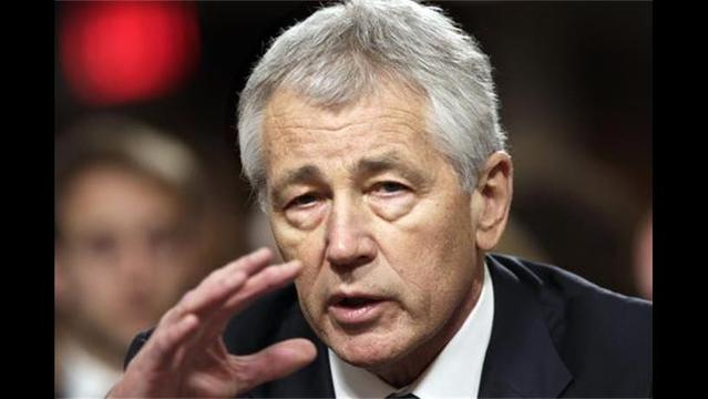 Chuck Hagel Takes Charge as Sec. of Defense