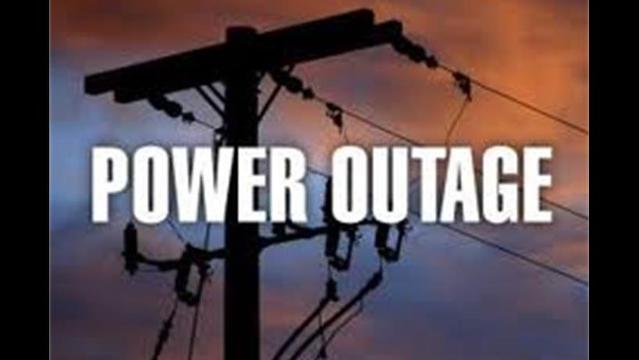Texoma Towns Without Power