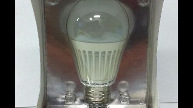 LED Bulbs Being Recalled Due to Fire Hazard
