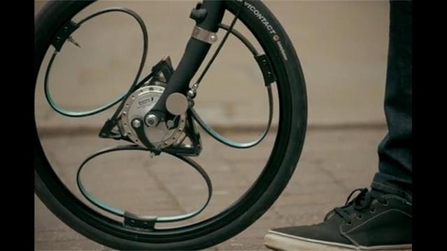 Revolutionary Design Takes the Wheel for a Loop