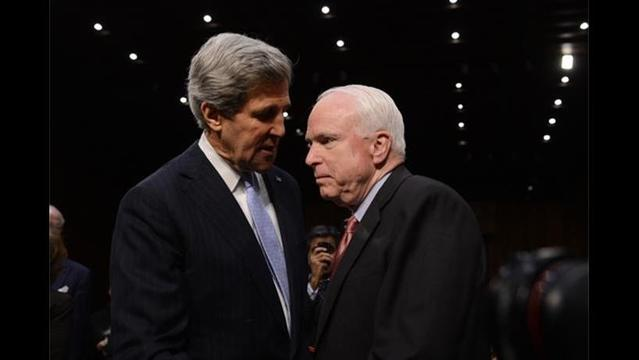 Kerry Gets Warm Welcome in Senate Confirmation Hearing