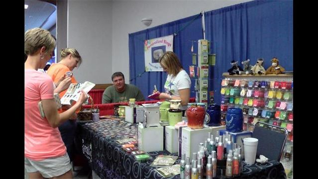Trade Show Helps Air Force Spouses Grow Their Businesses