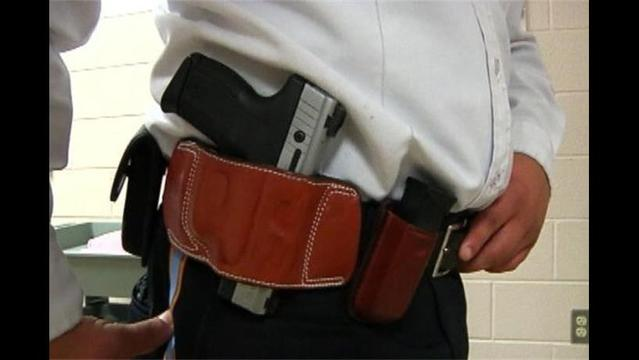 Childress ISD Will Grant Employees Access to Firearms on Campus