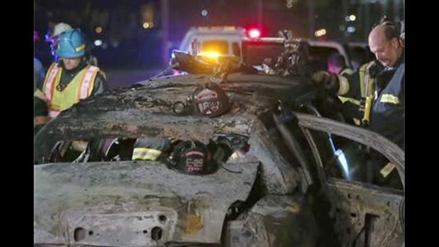 Bride and Four Friends Killed in Limousine Fire