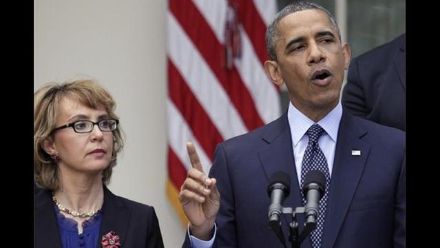 Gabby Giffords is 'Furious' at Senators for Failing to Pass Gun Control Measure