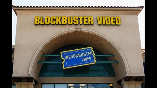 300 More Blockbuster Stores to Close