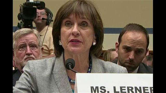 Top IRS Official Refuses to Testify at Hearing