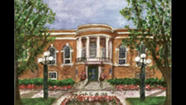 Kemp Center For The Arts Link