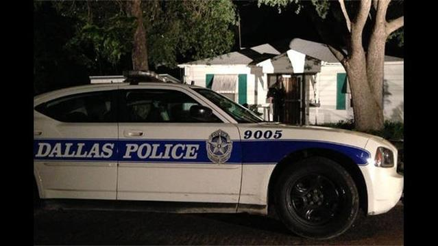 Dallas Police Arrest Man after He Allegedly Shot Wife