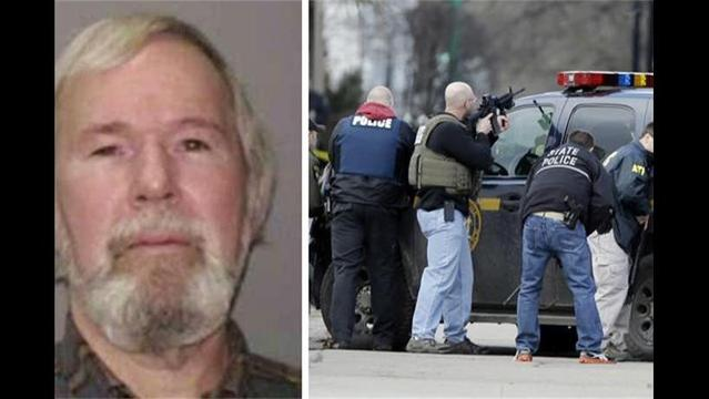 Suspect in New York Shooting Spree Shot Dead by Police