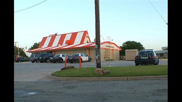 Suspected Robber of Ft. Worth Whataburger Fatally Shot by Officer