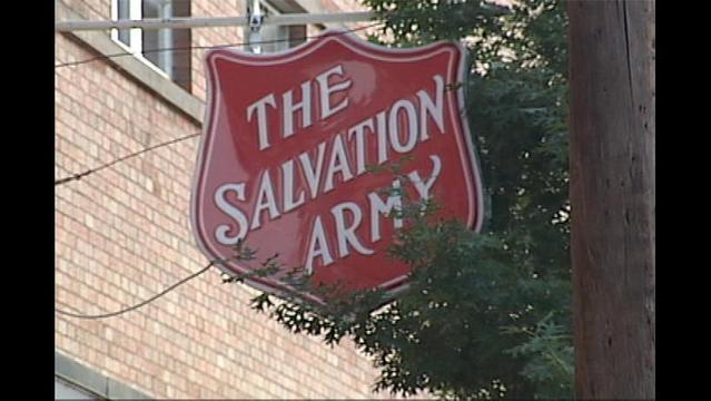 Salvation Army ready to help during chilly temperatures