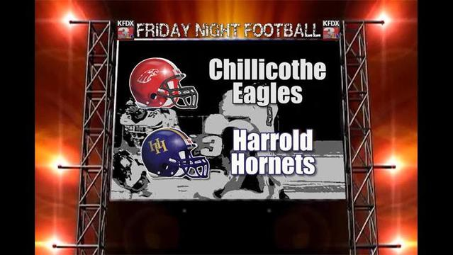 FNF Week Eleven: Chillicothe vs Harrold, November 9, 2012