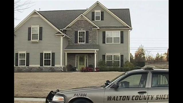 Georgia Mom Home Alone with Kids Shoots Ex-con Intruder