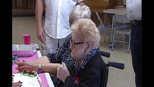 Texoma Woman Celebrates 100 Years of Life