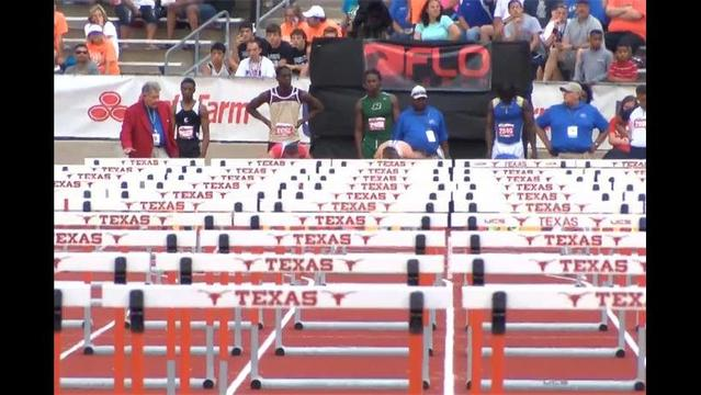State Track and Field Late Highlights, May 10th, 2013
