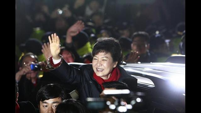 South Korea Elects its First Female President
